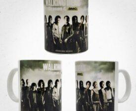 The Walking Dead - Season 4 Group