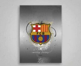 Poster-Barcelona-gray